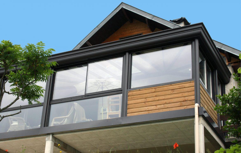 Véranda balcon