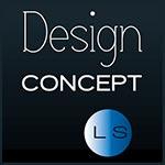 Abri de Piscine Design Concept LS